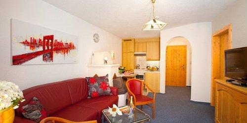 Appartement Typ III (standaard)