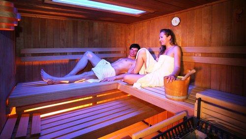 Top Tirol Sauna