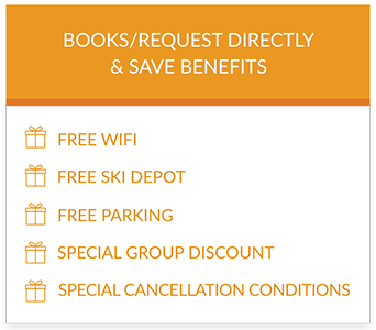 Direct booking benefits