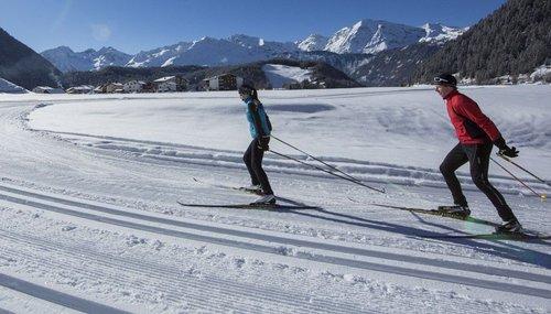Cross-country skiing / biathlon