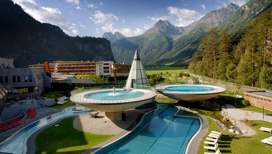Aqua Dome Therme Tirol
