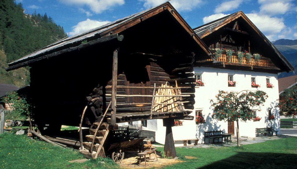 Heimtmuseum Längenfeld