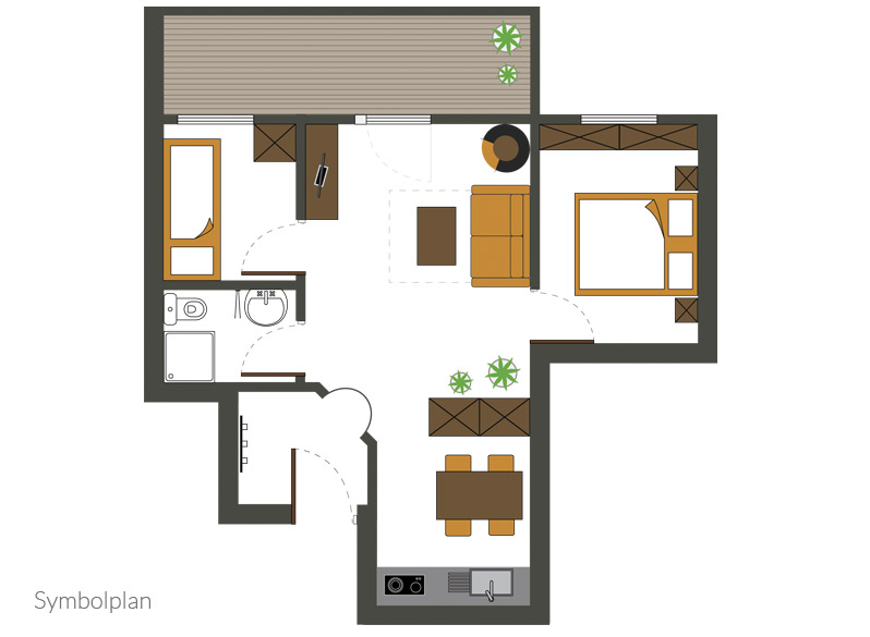 Appartement Typ IV