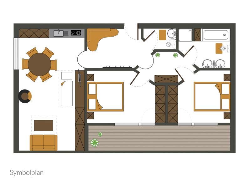 Appartement Typ V